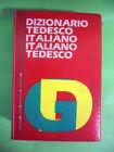 DIZIONARIO ITALIANO TEDESCO.SANSONI.1989.FORMATO MEDIO