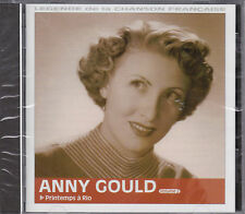 CD ANNY GOULD VOL 2 BEST OF 25T COLLECTION LEGENDE NEUF SCELLE
