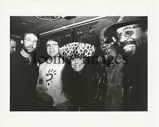 ORIGINAL 1980'S-PUBLICITY PHOTO-BURNING SPEAR-Winston Rodney & Friends-REGGGAE
