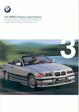 1999 BMW 323iC 328iC Convertible Brochure mw9463-ZFXM79