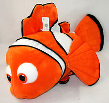 "Finding NEMO Plush Classic LARGE 16""  Disney Store  Authentic NEW"