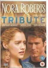 TRIBUTE NORA ROBERTS DVD - BRITTANY MURPHY * JASON LEWIS & TIPPI HEDREN