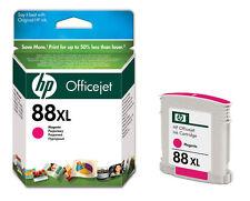 ORIGINAL HP 88 XL C9392AE MAGENTA K550 K5400 K8600 L7480 L7580 L7590 L7680 L7780