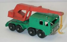 Matchbox Lesney No. 30 8 Wheel Crane oc6581