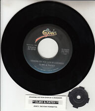 "ELMO & PATSY  Grandma Got Run Over By A Reindeer CHRISTMAS 7"" 45 rpm record NEW"