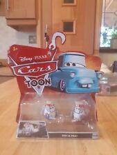 Disney Pixar Cars - Toon - Teki & Paki