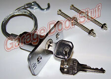 Garage Door Opener Keyed Release Disconnect Key Lock - 1702LM/7702CB-00953702000
