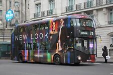 New bus for London - Borismaster LT493 6x4 Quality Bus Photo