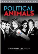 Political Animals The Complete Miniseries R4 DVD Mini Series Season 1