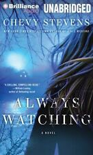 Always Watching by Chevy Stevens (2013, MP3 CD, Unabridged)