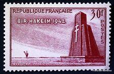 FRANCE TIMBRE  N°925 VICTOIRE DE BIR HAKEIM  LIBYE         NEUF**