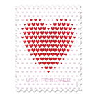 USPS New Made of Hearts Pane of 20 <br/> Buy with confidence: Official Postal Store on eBay
