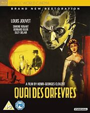 Quai Des Orfevres [Blu-ray] [2017] [DVD][Region 2]