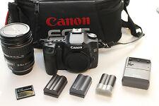 Canon EOS 50D 15.1 MP Digital SLR Camera - Black (Kit w/ EF-S IS 28-135mm Lens)