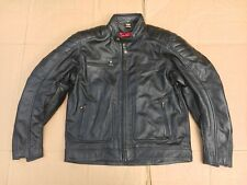 "RST ROADSTER 2 Mens Leather Motorcycle Jacket UK 46"" -48"" Chest (C116) (Sample)"