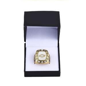 General Motors Chevrolet GM Ring Jewelry Fashion Car Jewelry