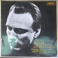 SXL 6181 The Art Of Michelangeli - Beethoven Galuppi Scarlatti