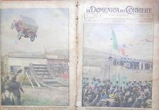 LA DOMENICA DEL CORRIERE 19 26 Novembre 1922 Cacciatorpediniere Pilo Oackland di