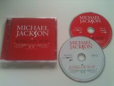 Michael Jackson - KING OF POP (German Edition) - 2 CD´s © 2008 (Best Of) gut