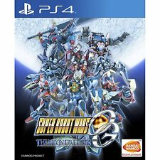Super Robot Wars OG Moon Dwellers (ENG) - Playstation 4
