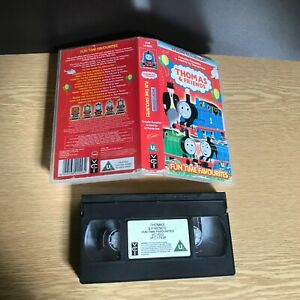 Thomas The Tank Engine & Friends - Fun Time Favourites Special Collection