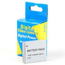 Batería NB-4L NB4L 710mAh para Canon PowerShot SD600 SD630 SD750 TX1 SD500