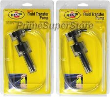 2 New PENNZOIL® Quart Fluid/Oil/Water Pump For Car/Truck/Auto/Motorcycle/Boat/RV