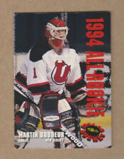 Martin Brodeur New Jersey Devils Classic Hockey Cards For Sale Ebay