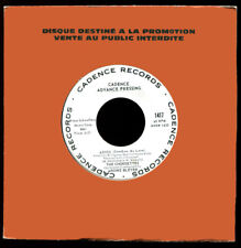 THE CHORDETTES - Cadence 1417 - THE WHITE ROSE OF ATHENS - Test Pressing Rare