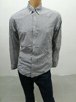 Camicia TOMMY HILFIGER Uomo Taglia Size XL Shirt Man Chemise Homme Cotone 8029