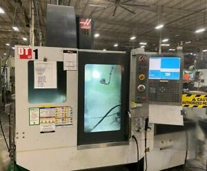 DT-1 HAAS CNC HIGH PERFORMANCE MILL DRILL/TAP CENTER w/PALLET CHANGER - #29467