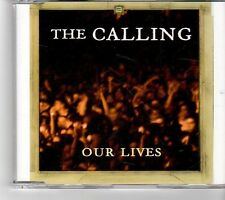 (FK949) The Calling, Our Lives - 2004 DJ CD