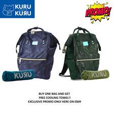 Kuru Kuru クールクール Vitality Medium Backpack Bag + FREE Magic Cooling Towel