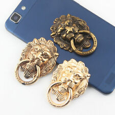 LiliDreamStore Universal Finger Ring Holder For Cell Phone / Tablet - LION HEAD
