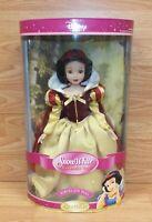 Genuine Disney Brass Key Keepsakes Snow White Collectible Porcelain Doll