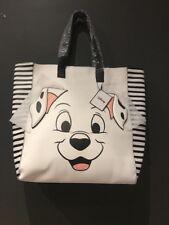 Bnwt Disney 101 Dalmatinern Beuteltasche Shopper Schultertasche Dalmatiner Hund Primark