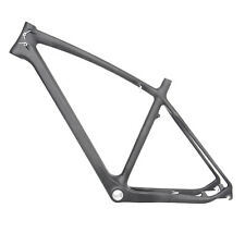 """27.5er 20"""" Full Carbon Mountain Bike Frame MTB UD Matt BB30 disc brake"""