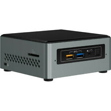 Intel NUC NUC6CAYH Intel Celeron J3455 Intel HD Graphics 500 Win 10 Pro Mini PC
