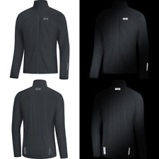 Gore Wear Men's R3 Gore-Tex Active Waterproof Running Jacket - Black, Large