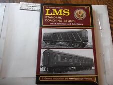 More details for the illustrated history of l.m.s. coaching stock - pub.1991- 166 pp -creased d/j