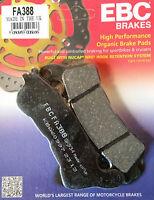 EBC/FA388 Brake Pads (Front) - Honda CBF600, NT700V Deauville, XL700V Transalp