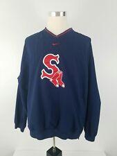 Boston Red Sox Nike Pullover Windbreaker Jacket MLB Mens XXL 🔥World Series