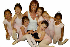 Twinkle Tendus with Louise Taitz Music performed by James Morehead Ballet Kids