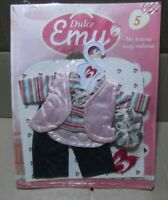 Vestido Muñeca  nº 5 Dulce Emy y similar Lesly y otras Conjunto dress traje