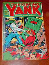 THE FIGHTING YANK #16 (NEDOR  1946) F-VF (7.0) cond. America's Bravest Defen