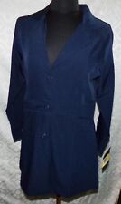 Wonder Wink Navy Blue Lab Coat XS Womens New NWT Style 7004A