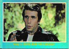 2013 Topps 75th Anniversary Foil #66 Happy Days > Fonz > Henry Winkler > 1976