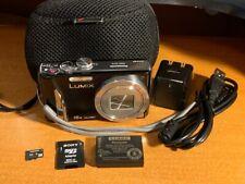 Panasonic LUMIX DMC-ZS15 12.1MP Digital Camera  + Case + 16GB Card DMC-TZ25