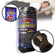 Couch Survival Kit For Men In The Doghouse