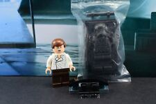Lego Mini Figure Star Wars Han Solo Carbonite from Set 75137